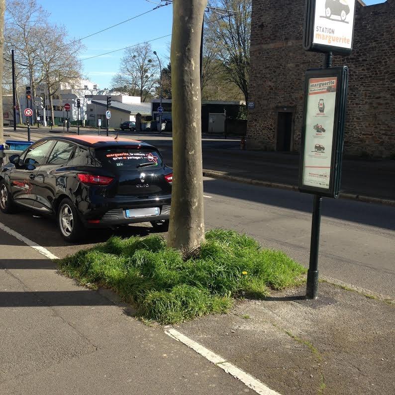 Autopartage marguerite la voiture partag e nantes - Quartier petit port nantes ...
